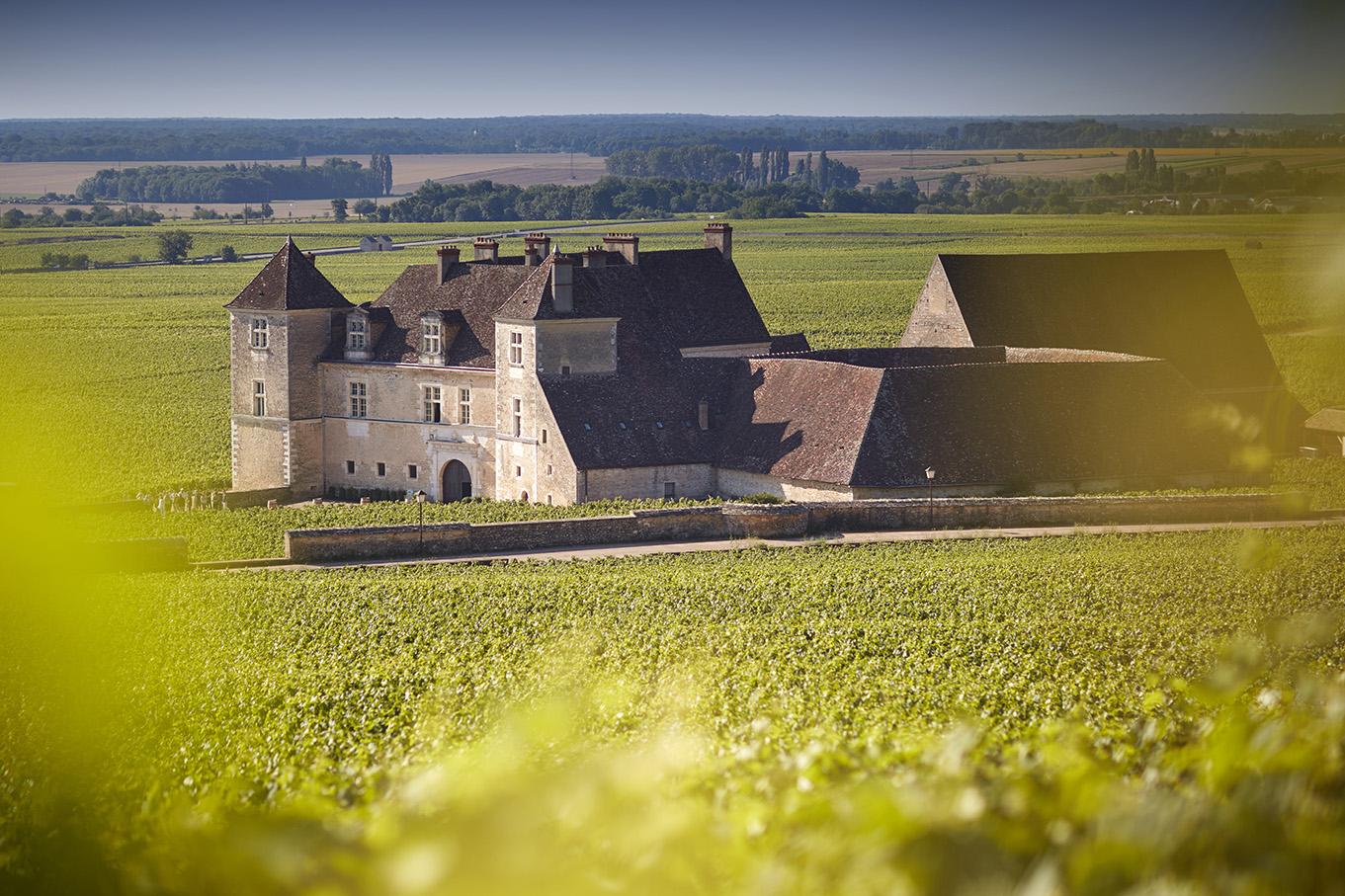 View of the château's Renaissance façade.© Serge Chapuis