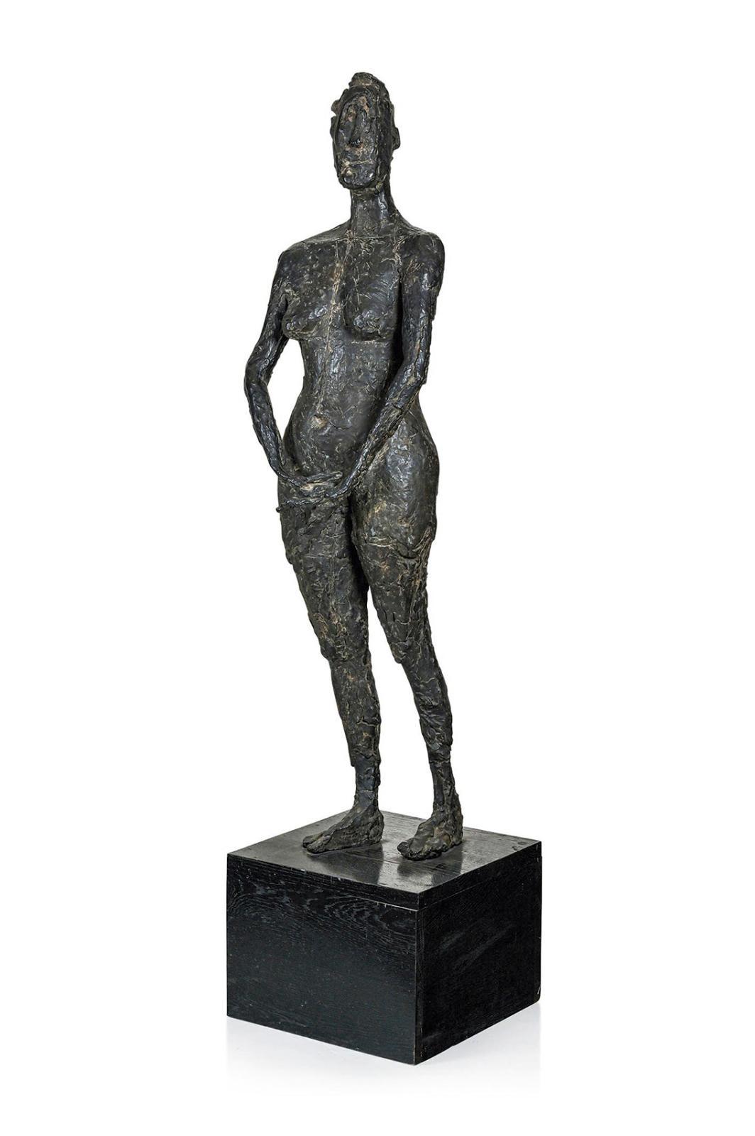 Les liens unissant les Creuzevault et la sculptrice Germaine Richier (1902-1959) sont bien connus et ont été rapportés dans ces pages, not