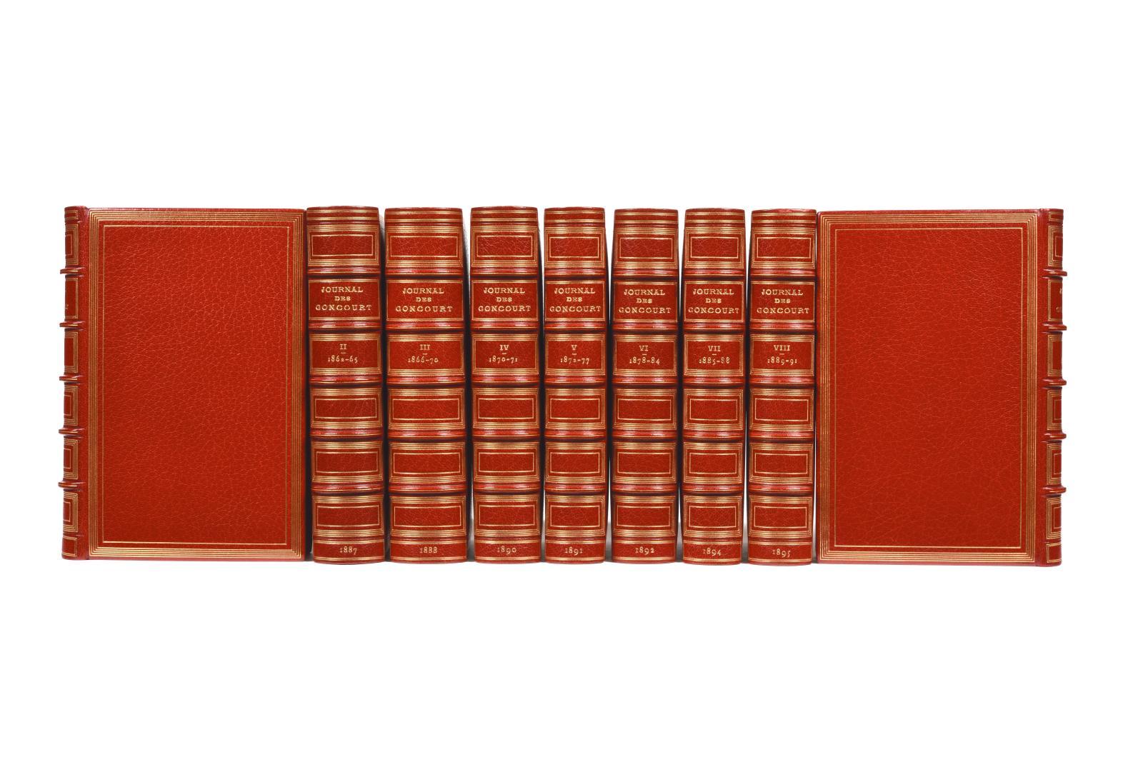 Voici le premier des dix exemplaires de tête numérotés sur japon de l'édition originaledu Journal. Mémoires de la vie littéraire de Jules