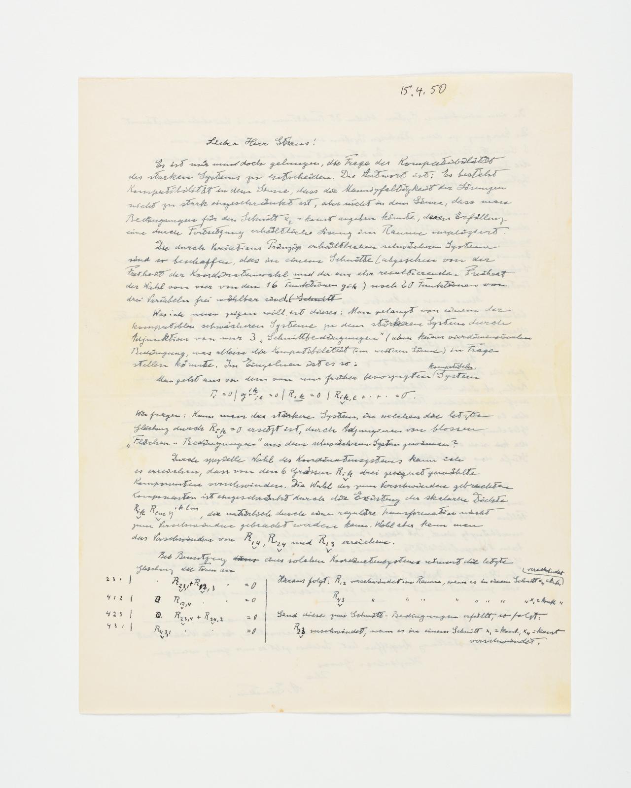 Wesen der Relativitätstheorie: nul besoin d'être germanophone pour avoir reconnu l'Essence de la théorie de la relativité d'Albert Einste