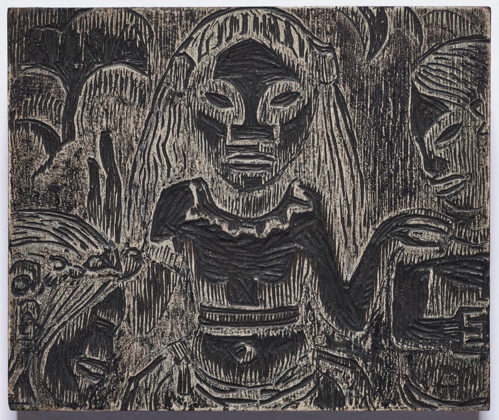 George-Daniel de Monfreid (1856-1929), group of 26 woodcuts for the 1924 Crès edition of Paul Gauguin's Noa.Result: €25,280