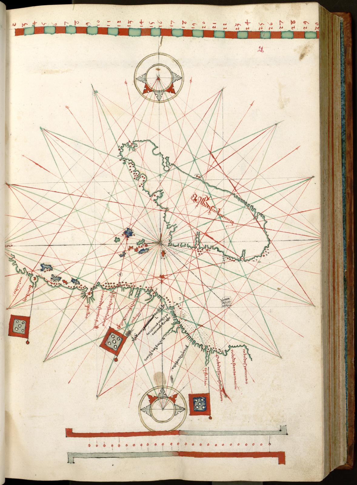 Francisco Roïs, Journal, 1512-1520, «Côte de l'Afrique orientale, Madagascar et îles Comores.»