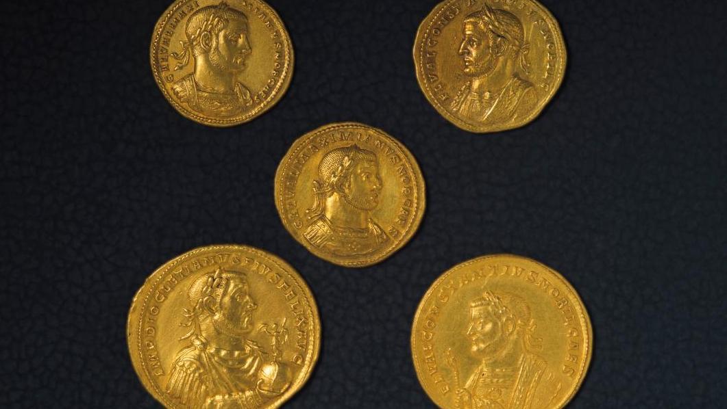 Acquisition de 5 multiples de Beaurains par la Banque de Fr. 69167