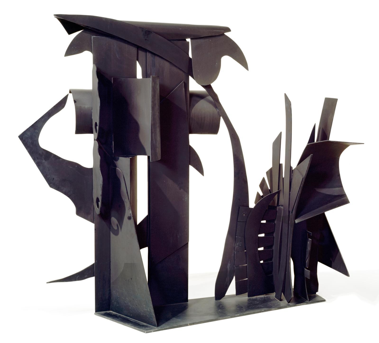 Maquette pour Transparent Horizon (1972-1973), Louise Nevelson.