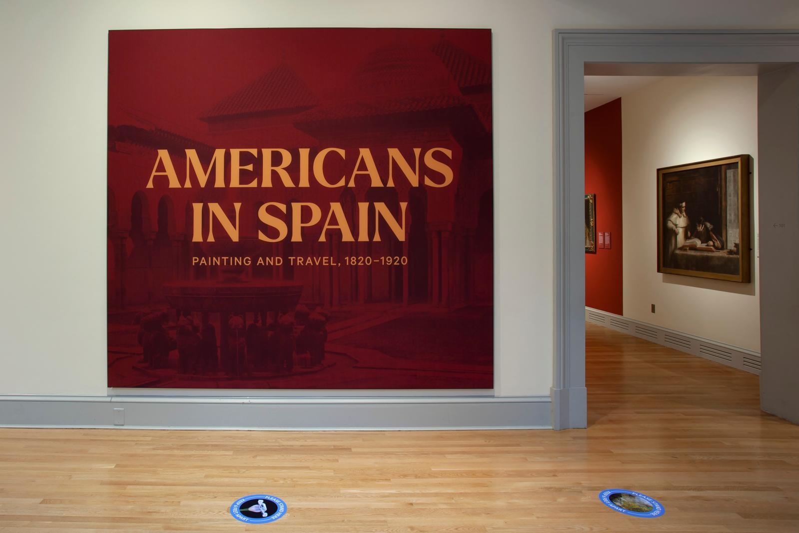 """""""Americans in Spain: Painting and Travel, 1820-1920."""" February 12, 2021–May 16, 2021. Courtesy of the Chrysler Museum"""