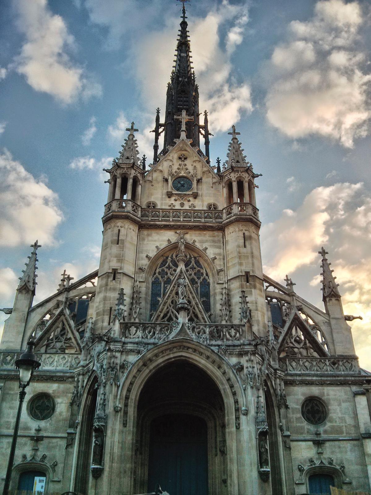 Church of Saint-Bernard-de-la-Chapelle, Paris, 18th arrondissement© Luca Vezzoli
