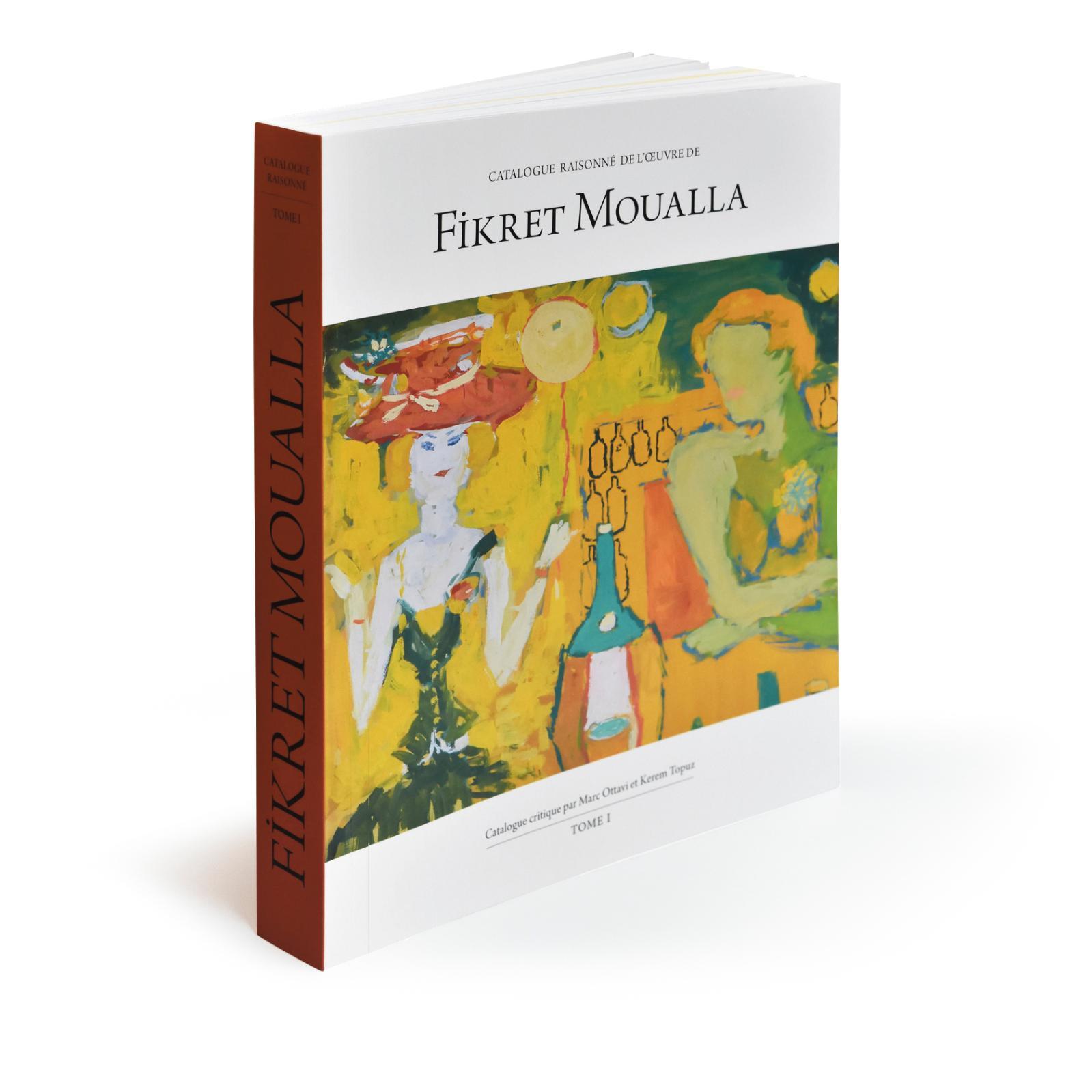 Marc Ottavi et Kerem Topuz, Catalogue raisonné de l'œuvre de Fikret Moualla 1903-1967, tome 1, 130 €.