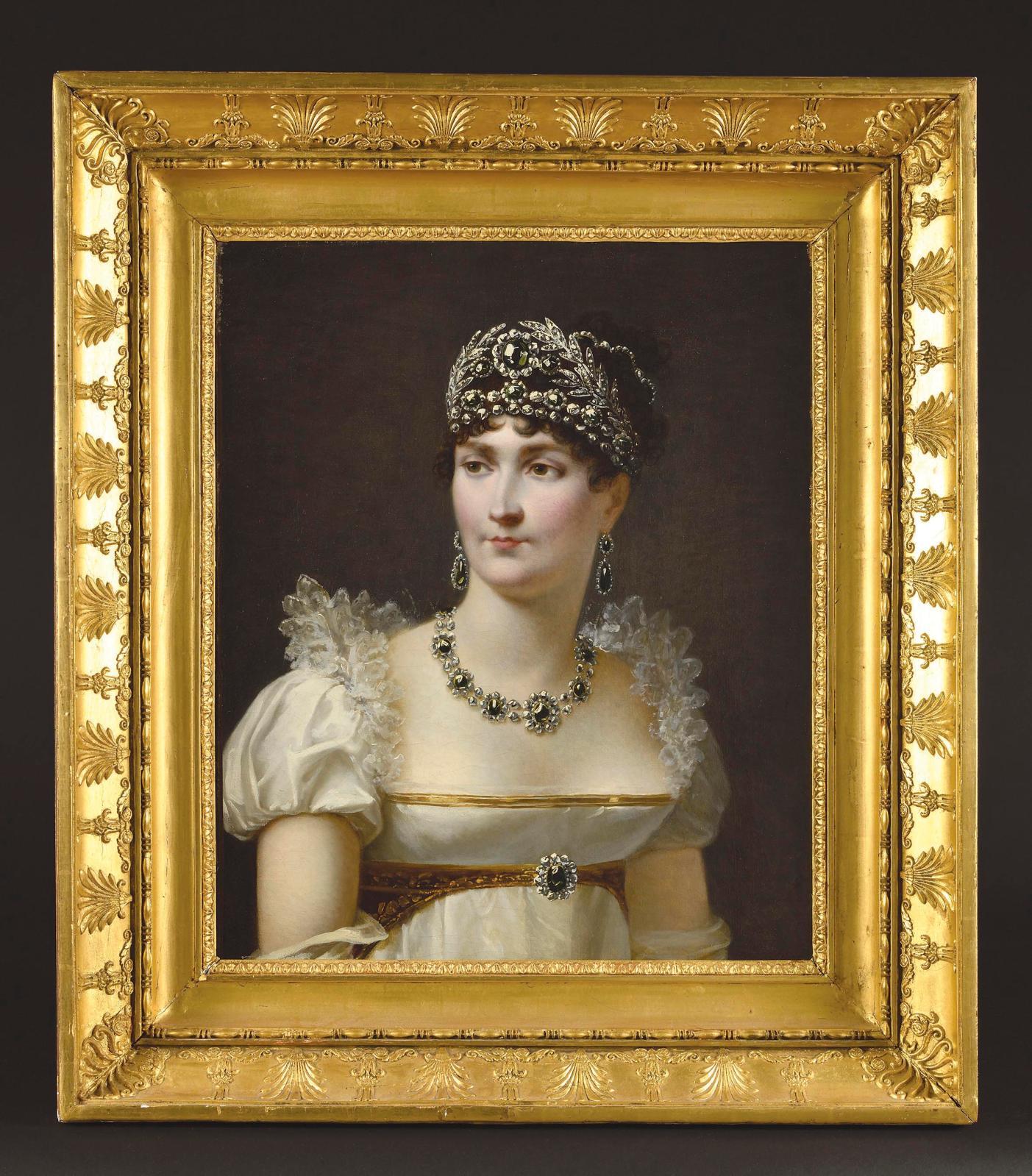 En parant de joyaux les femmes de sa vie, Napoléon a mené une politique de paraître dans la lignée de son sacre, et contribué au rayonneme