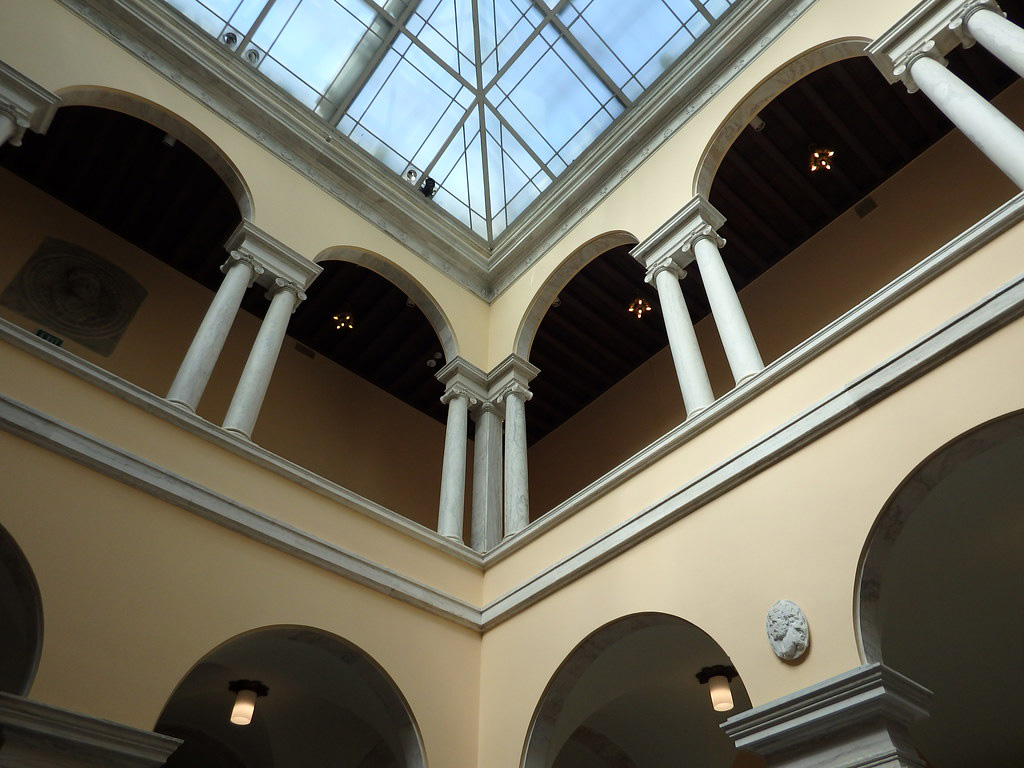 Walters Art Museum.Photograph by Mike Steele