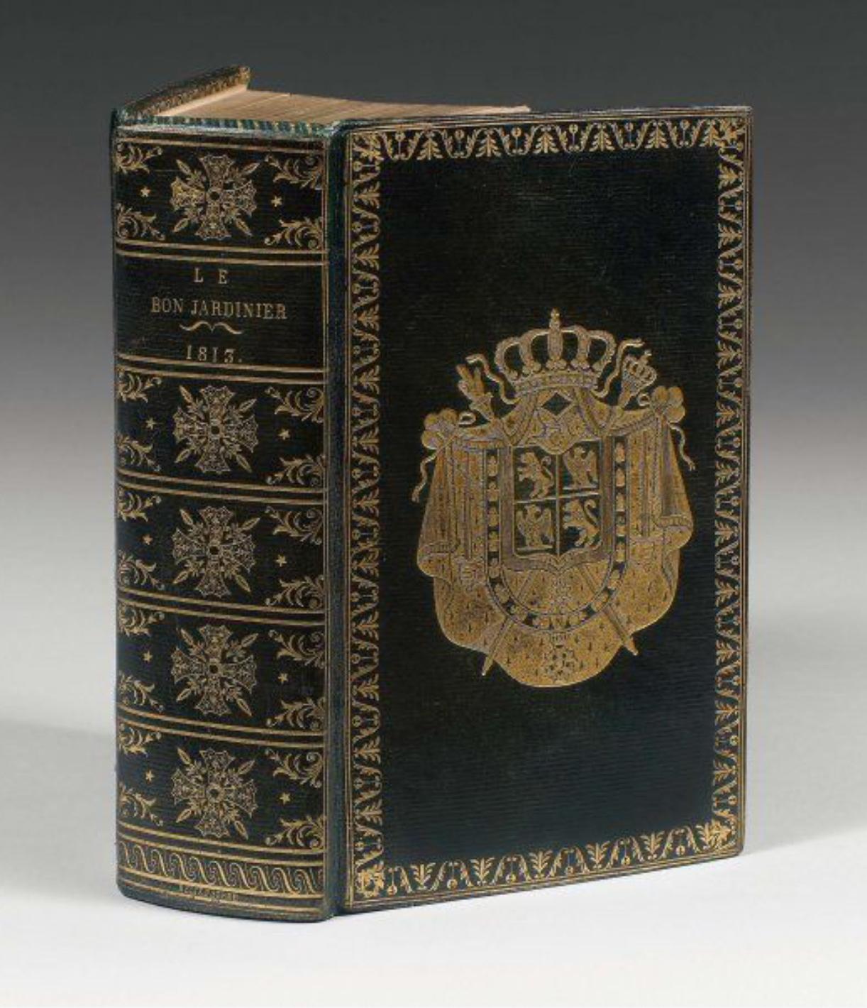 Mordant de Launay, Le Bon Jardinier, almanach pour l'année 1813, contenantdes préceptes généraux de culture, l'indication, mois par mois,