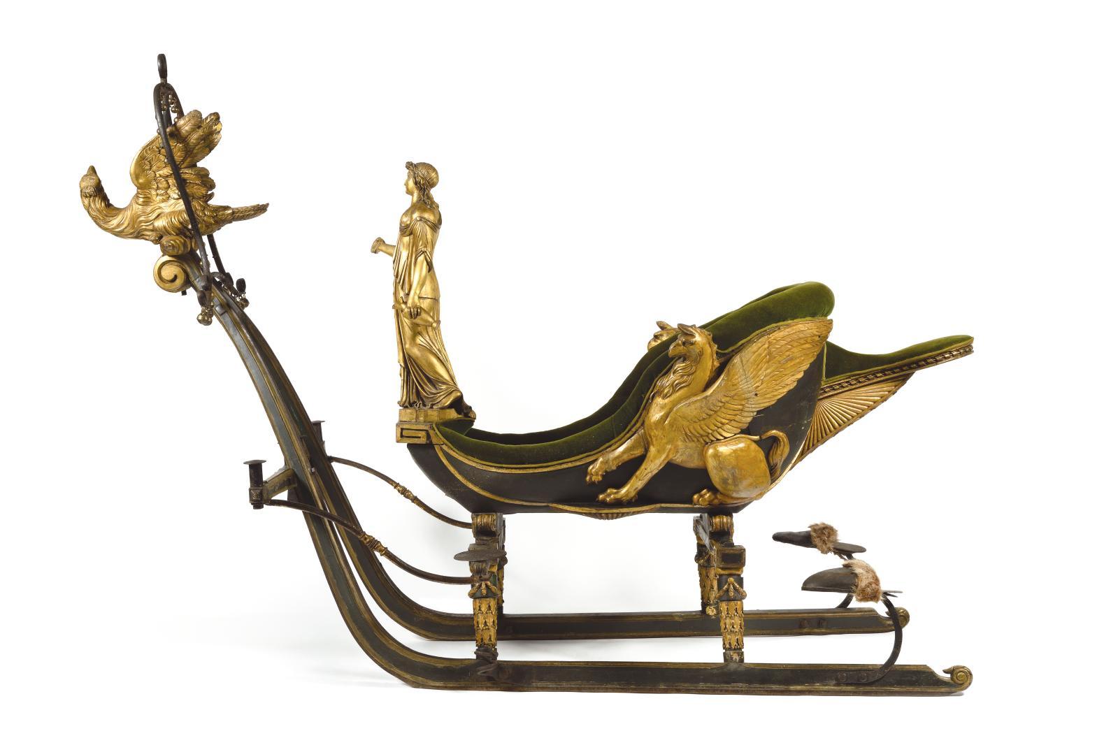 Après les maquettes de véhicules préemptés auprès de la même maison le 18avril dernier (voir Gazette n°16, page67), le musée national d