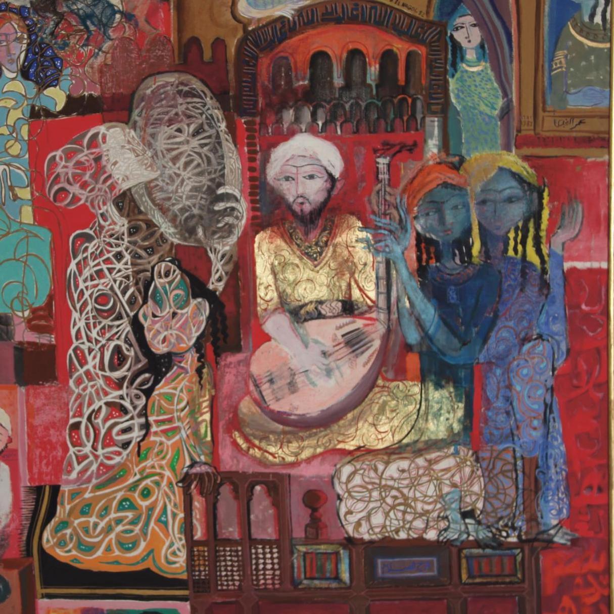 Peintre Contemporain Célèbre Vivant peinture : tous les articles - gazette drouot
