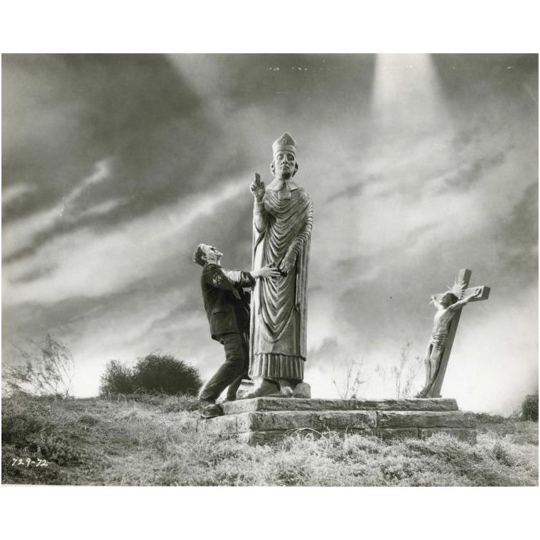 511€ La Fiancée de Frankenstein, Boris Karloff dans le film de James Whale, 1935, tirage argentique d'époque, 20,5x25,5cm avec marges.