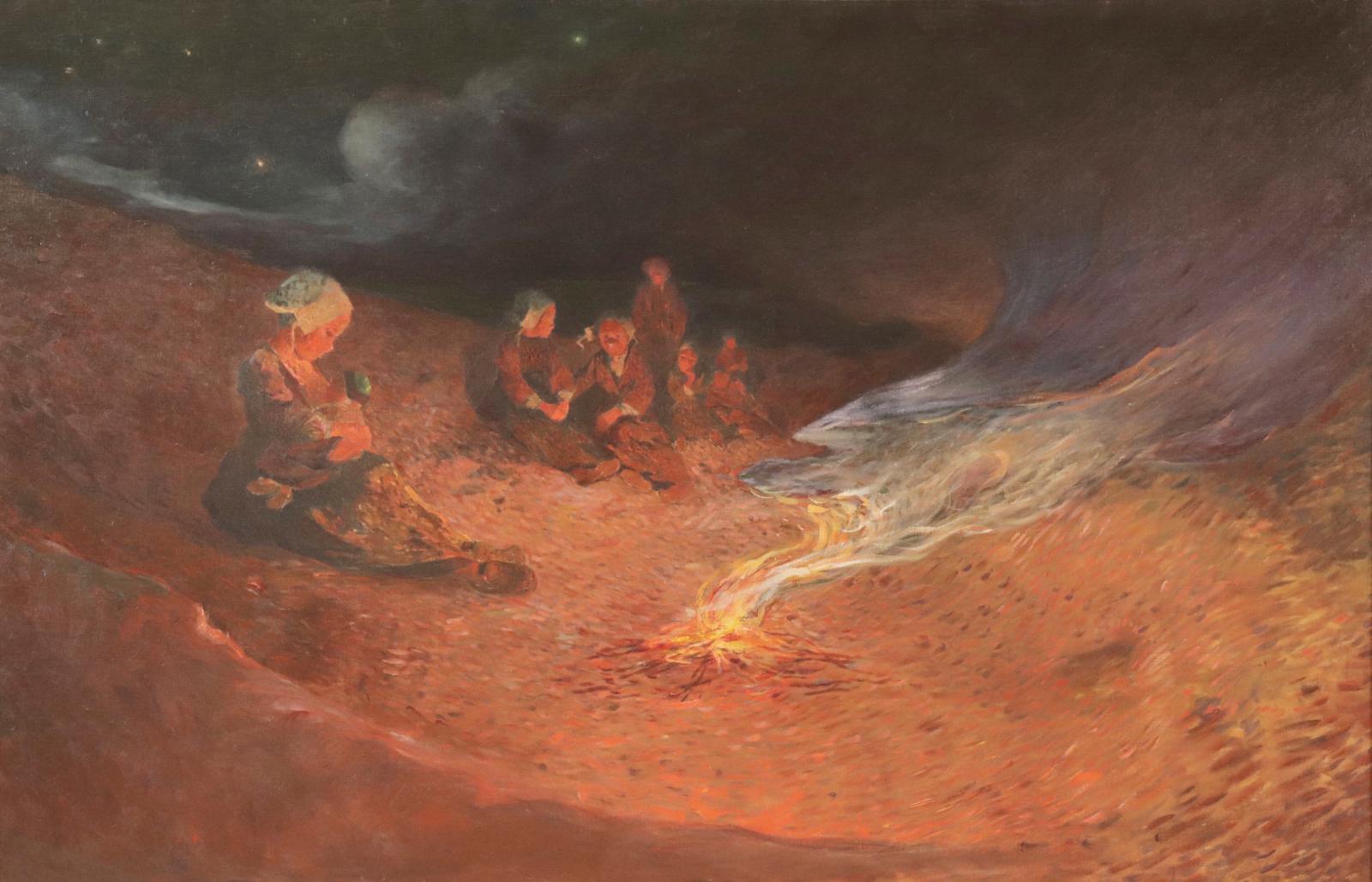 Si Ferdinand du Puigaudeau (1864-1930) fut longtemps oublié des ouvrages consacrés aux impressionnistes ou aux néo-impressionnistes, il tr
