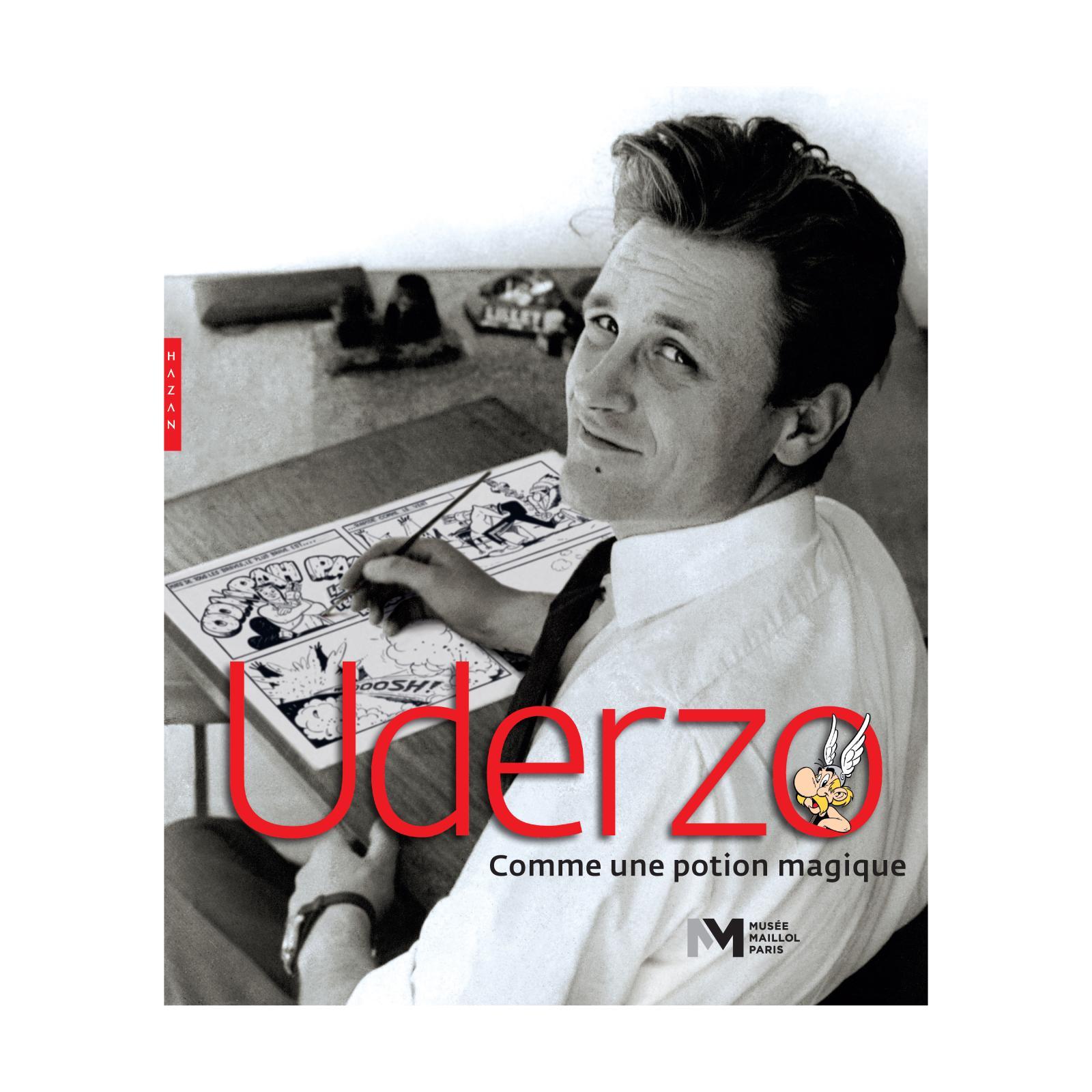 Uderzo 60 ans de carrière, il fallait bien une exposition pour fêter cela. C'est chose faite avec celle qui se tient au musée Maillol (jus