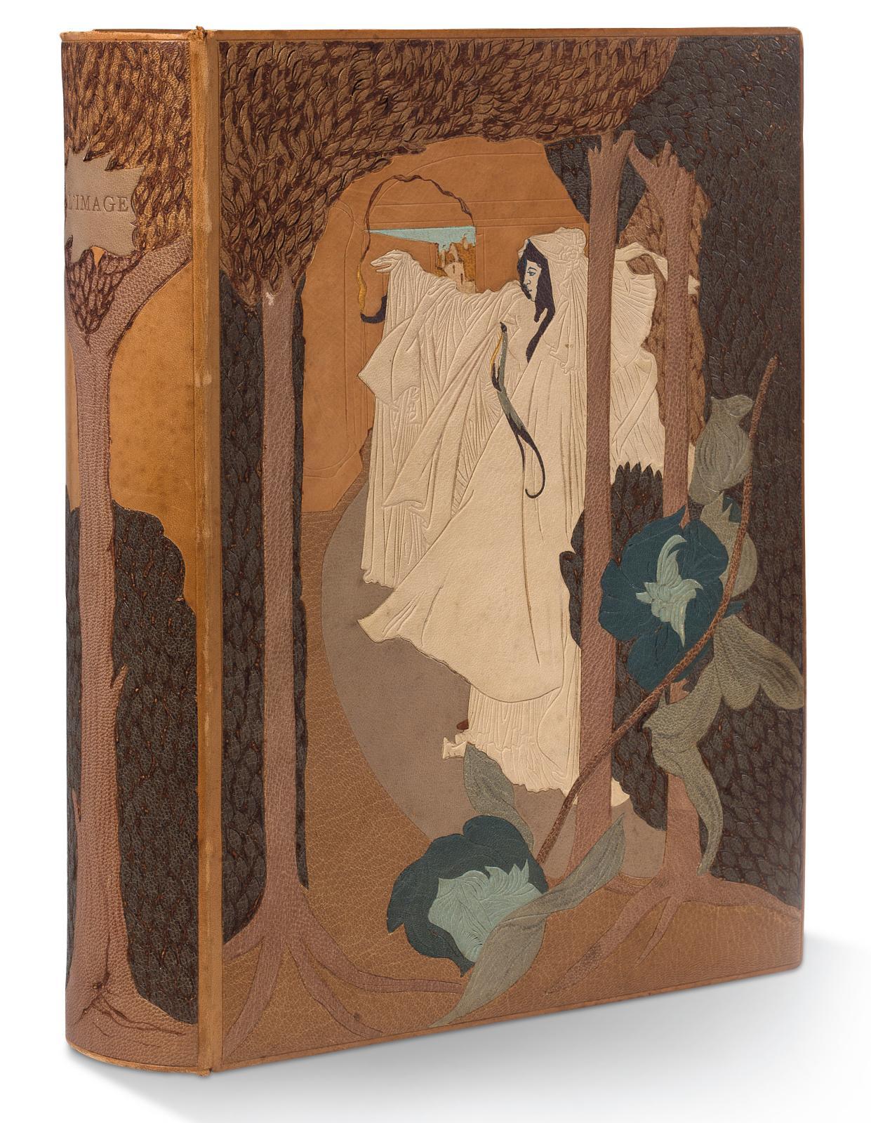 L'Image, revue artistique et littéraire ornée de figures sur bois (Paris, Floury, décembre 1896-décembre 1897, spécimen et 12 numéros avec