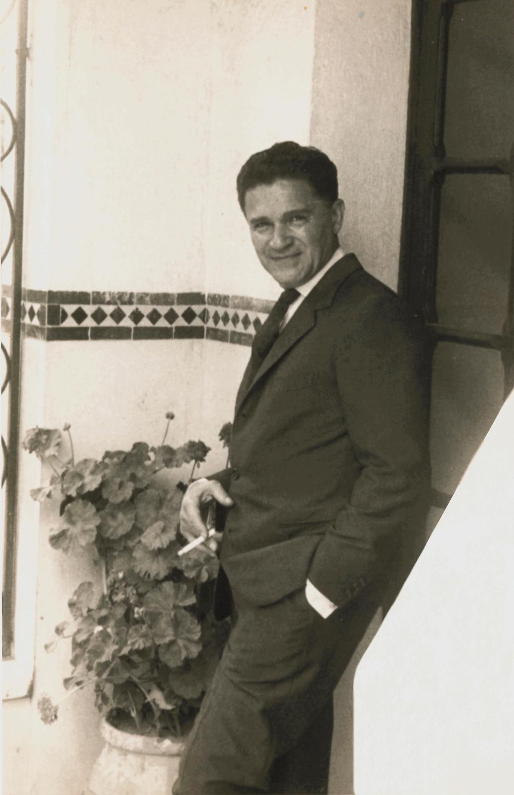 Alexandre Iolas.DR