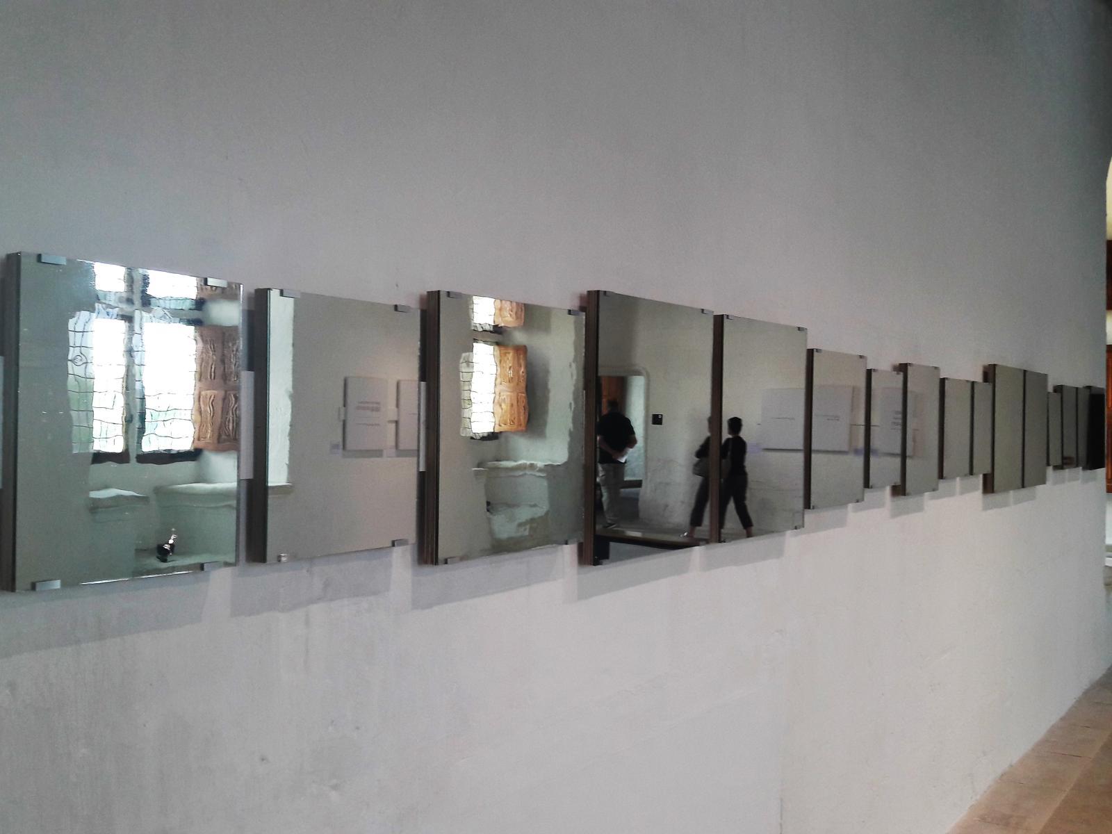 Art &Language, Mirror Piece, 1965, collection Philippe Méaille.